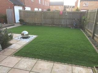 Makes a big difference to any garden